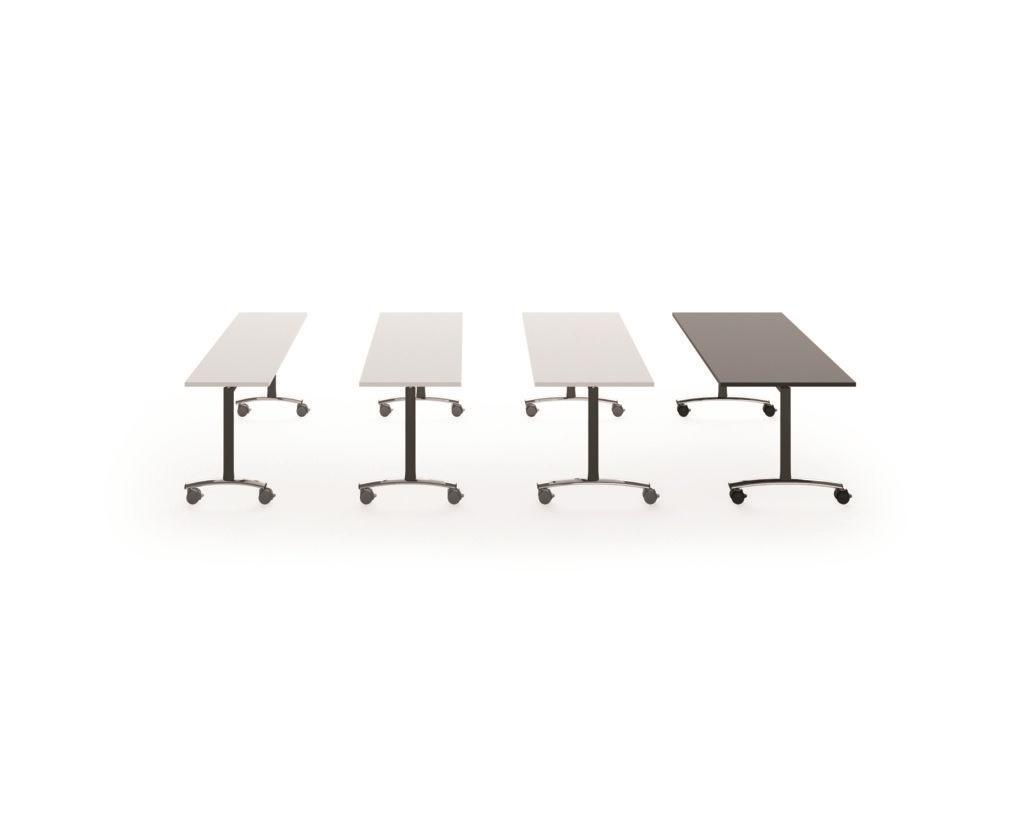 Tavoli pieghevoli su ruote scrivania tavolo ripiegabile for Tavoli pieghevoli