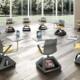 Rover EVO (4) - sedia mobile per scuola e riunione