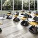 Rover EVO (5) - sedia mobile per scuola e riunione