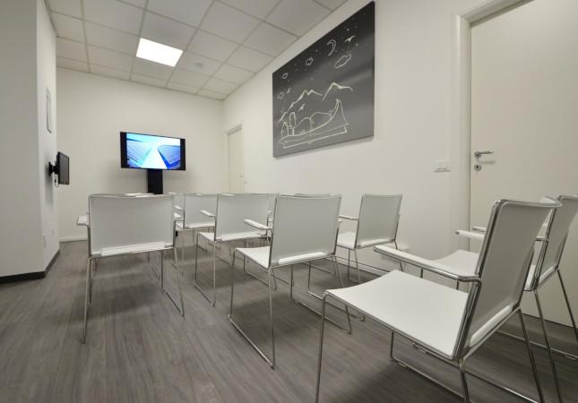 Restyling di uffici con la sedia Multi