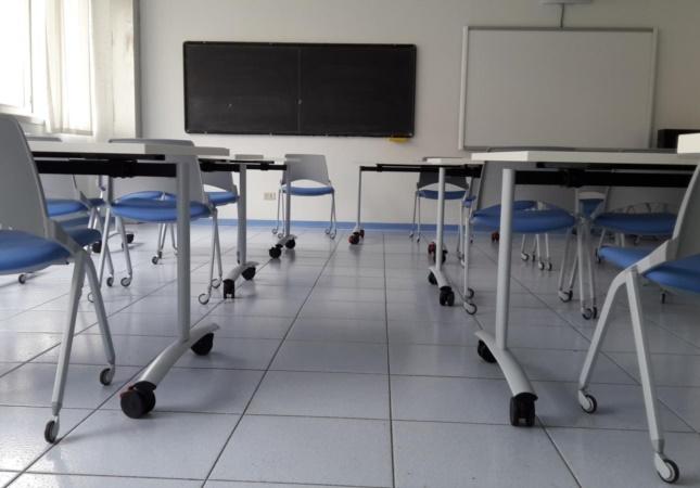 Perfetta soluzione per aule scolastiche: Oplà e Archimede