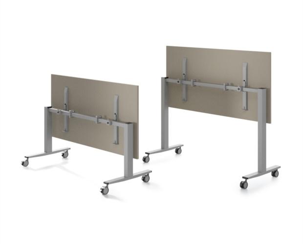 Telemaco A/B tavoli alti e bassi per ufficio
