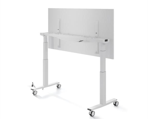 Tavolo regolabile elettricamente in altezza Telemaco